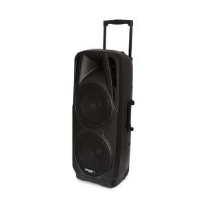 PORT225VHF-BT mobile PA-Beschallungsanlage Bluetooth USB SD AUX MP3 VHF