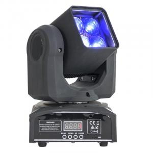 LMH410Z Movinghead 4 x 4-in-1 RGBW-LED 10W Zoom DMX LED