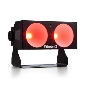LUCID 1.2 LED-Lichteffekt 2x 10W COB LEDs