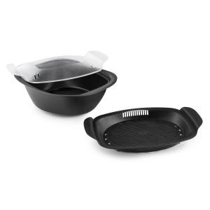 Dünst- / Dampfgaraufsatz Ersatzteil für die Food Circus Küchenmaschine