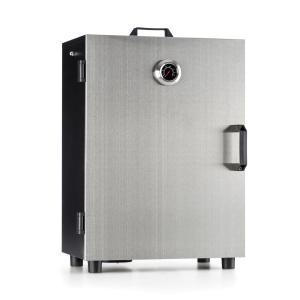 Flintstone Steel Räucherofen Räucherschrank elektrisch 800W Edelstahl
