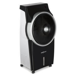 Kingcool Luftkühler Klimagerät Ventilator Ionisator schwarz/silber