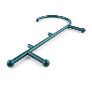 Mr Trigger Massagehaken Triggerpunkt 6 Massagenoppen Nylon grün Grün