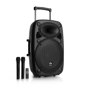 "Streetstar 15 Mobile PA-Anlage 15"" Subwoofer Trolley BT USB/SD/MP3 UKW AUX"