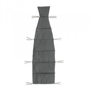 Dahlia Cushion Grey Polsterauflage für Schwingliege Ersatz anthrazit