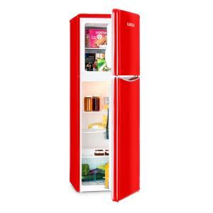 Monroe XL Red Kühl- & Gefrierkombination 97/39 l A+ Retrolook Rot