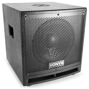 "VX1000BT 2.2 Aktivlautsprecher-Set 1000W 10""-Subwoofer BT USB SD MIC AUX"