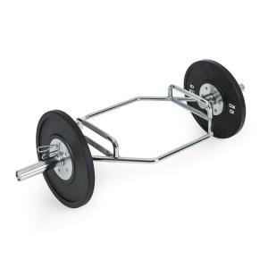 Beastbar Hex-Bar Hantelstange Deadliftbar tricepsbar verchromt