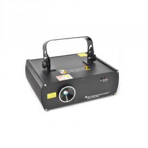 LS-3DRGB Laser 3D DMX XLR rot grün blau inkl. Montagebügel