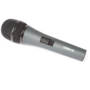 DM825 dynamisches Mikrofon XLR inkl. Kabel