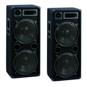 DX 2222 Paar DJ PA Boxen 2000 Watt 2 Etagen
