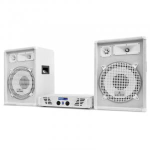 "DJ PA set""Arctic Winter"" zo série White star s výkonom 1200W"