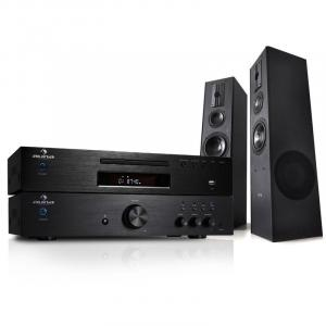 Hifi System 600W Verstärker CD MP3 Player Receiver & Beng Hifi Boxen