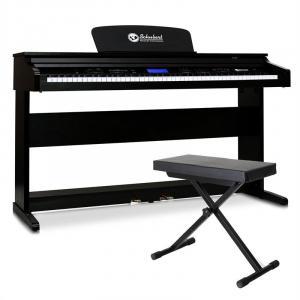 Subi88P2 E-Piano 88-Tasten MIDI 2 Pedale