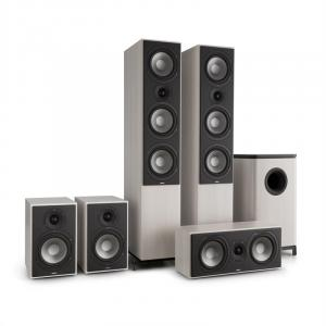 Reference 851 5.1-Soundsystem graue Eiche