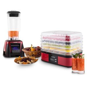 Herakles 8G Valle di Frutta Mixer Set BPA-frei Standmixer Dörrgerät