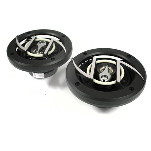 """408 Paar 10cm (4"""")2-Wege-Lautsprecher Auto 400Wmax."""