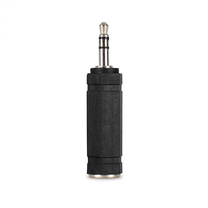 1x3,5mm-Klinke-zu-1x6,3mm-Klinke-Adapter