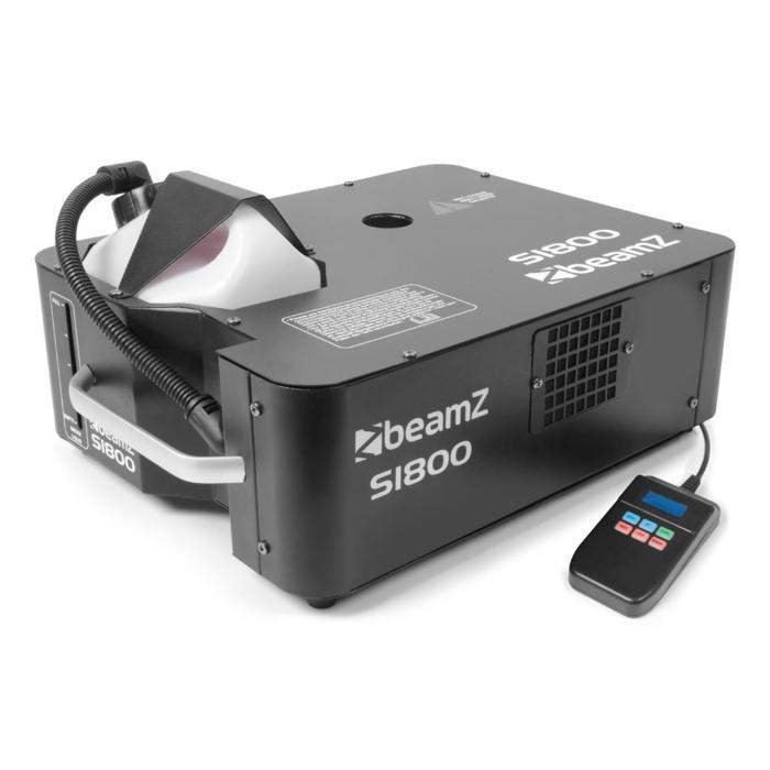 S1800 DMX 2-Weg-Nebelmaschine 1800W 600m³/min