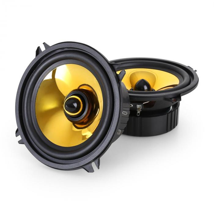 "Goldblaster Auto-Lautsprecher 13cm (5"") 1000W Paar"