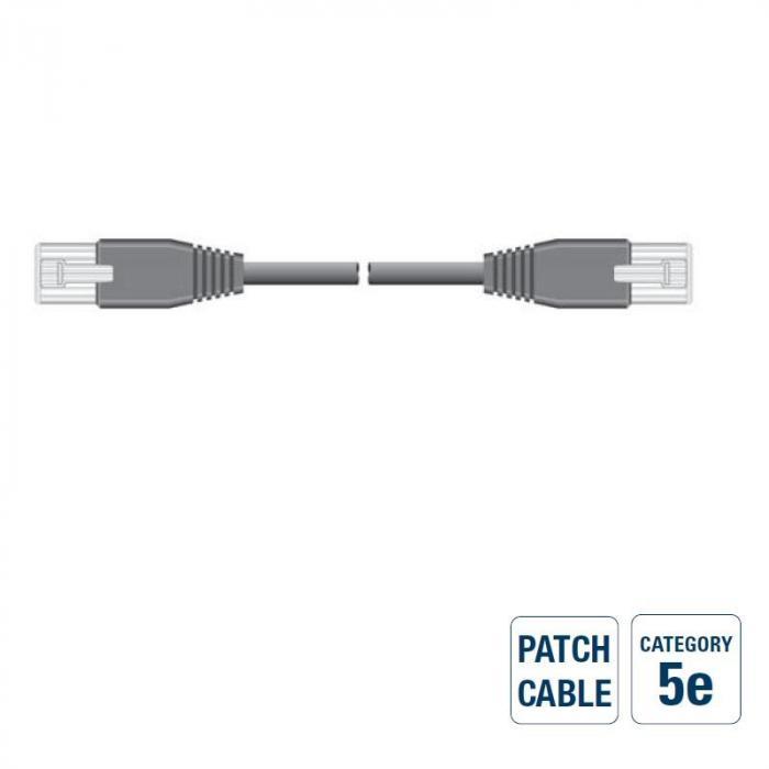 RJ45-8M/RJ45-8M Netzwerkkabel 15,0m