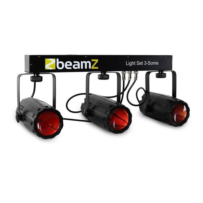 3 Some LED-Lichteffekt-Set