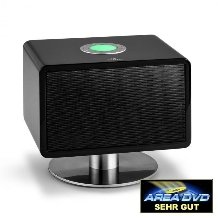 LivingQube aktiver Bluetooth-Lautsprecher 50Wmax. schwarz