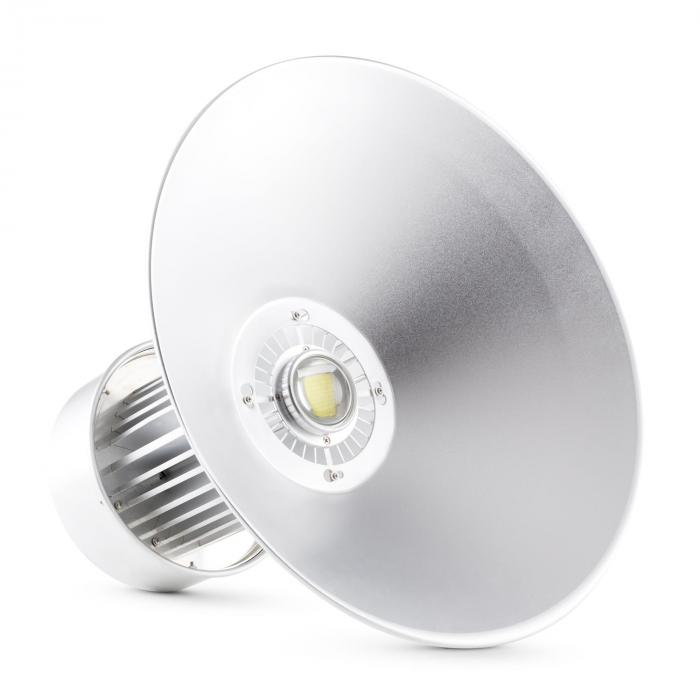 High Bright LED-Hallenstrahler Fluter Industriebeleuchtung 100W Alu