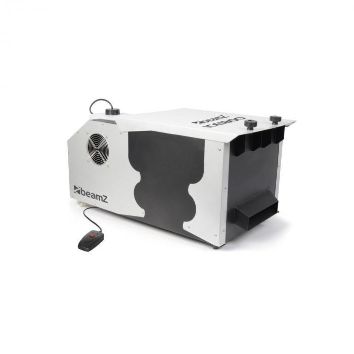 ICE1800 Eis-Nebelmaschine 1800W 2,5 Liter DMX Fernbedienung