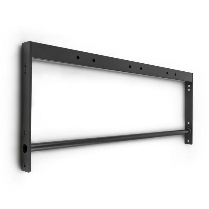 Double Bar 108 Doppel-Klimmzugstange 108 cm Metall schwarz