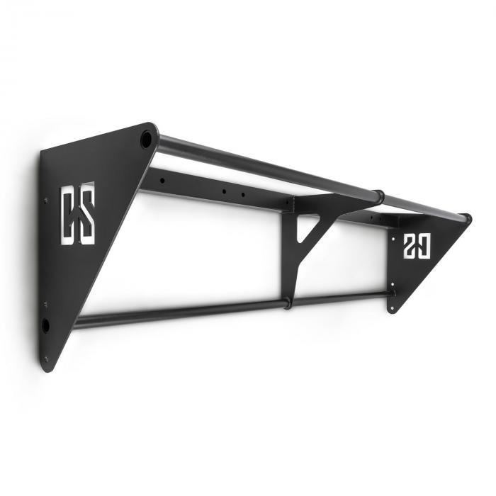 DS 168 Dirty South Bar 168 cm Metall schwarz