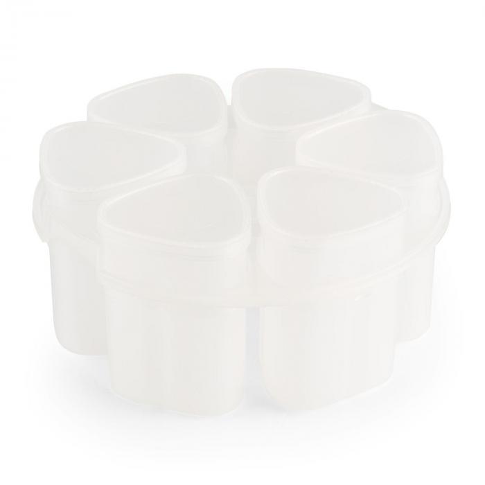 Joghurtbereiter für Hotpot Multi Cooker 6 Becher á 150 ml