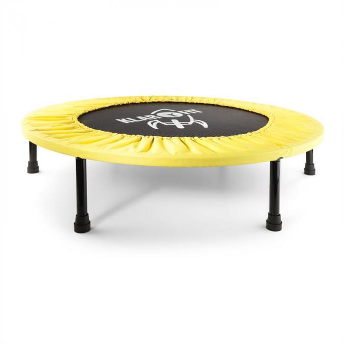 Rocketbaby 3 Trampolin 96cm Sprungfläche gelb