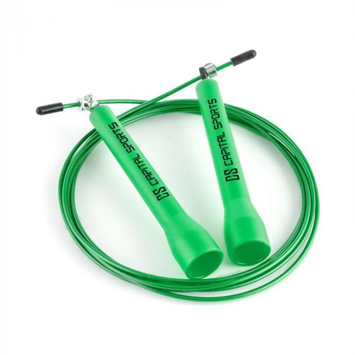 Exerci Springseil 2,75 m grün