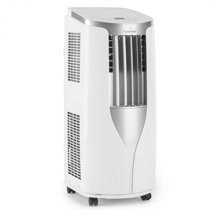 New Breeze 7 Klimaanlage 7000 BTU Klasse A Fernbedienung weiß
