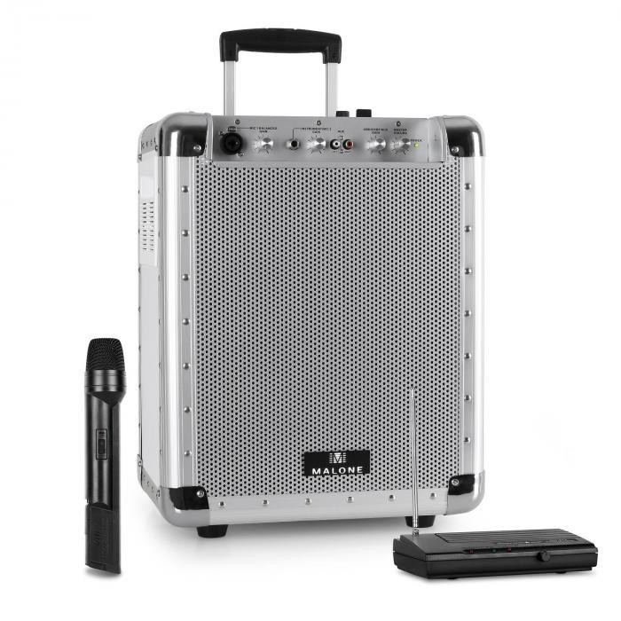 PAS1 Streetrocker mobile PA-Anlage USB SD AUX Bluetooth