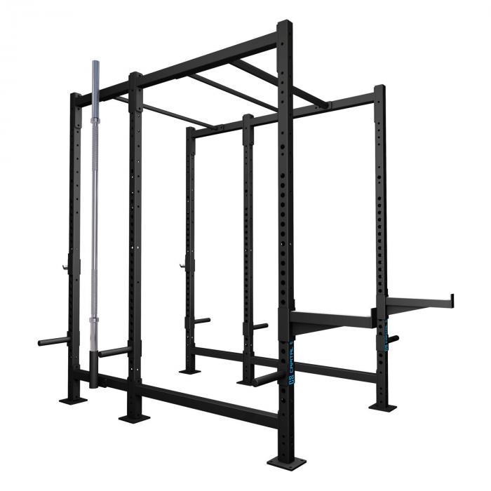 Dominate Edition Set 10 Basis Rack Rig 1 x Paar J-Cups
