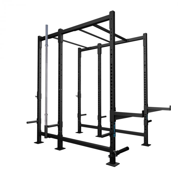 Dominate Edition Set 12 Basis Rack Rig 1 x Paar J-Cups