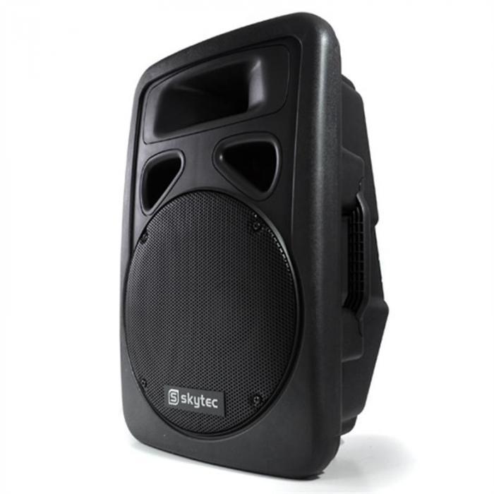 SP1200A Paar PA-Lautsprecher 30cm Aktiv-Box 1200W ABS
