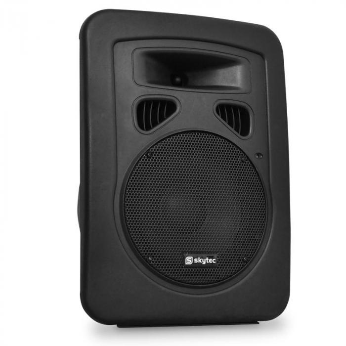 SP800 Paar PA-Lautsprecher 20cm Passiv-Box 300W ABS