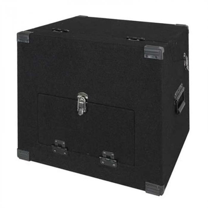 DJ und PA-Rackcase 2+5+4 Höheneinheiten Rackkoffer