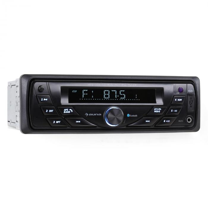 MD-140-BT Autoradio MP3 USB SD RDS AUX PLL Bluetooth