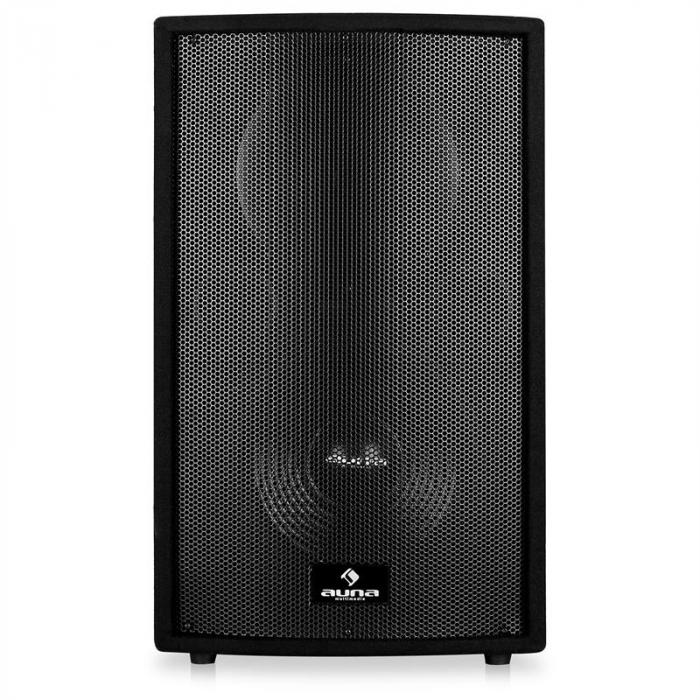 PW-MON-12A aktiver Monitor-Lautsprecher 1100W