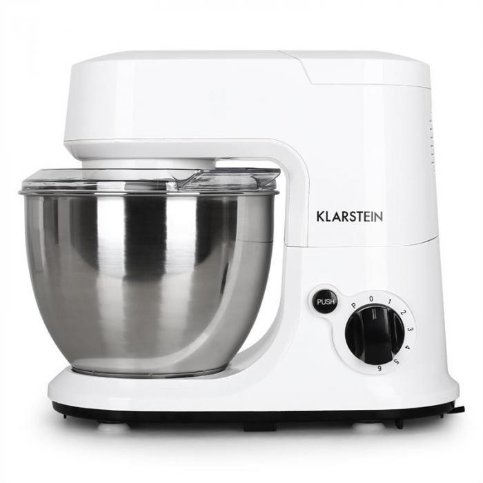 Carina Bianca Küchenmaschine 800W 1,1 PS 4 Liter