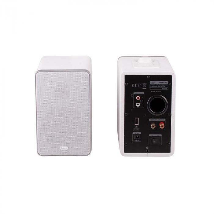 SH-8400 BT Bluetooth-Lautsprecher Weiß USB AUX