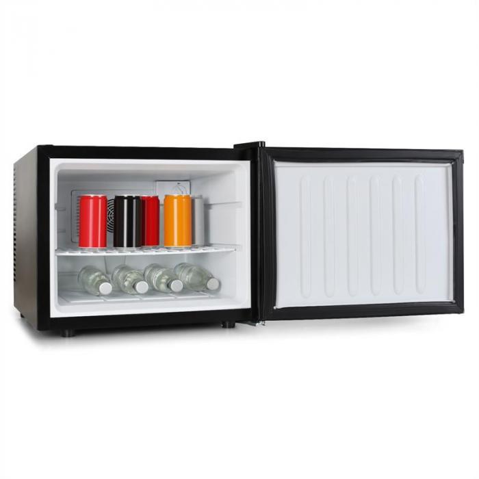 Manhattan Mini-Kühlschrank 35 Liter Klasse A schwarz