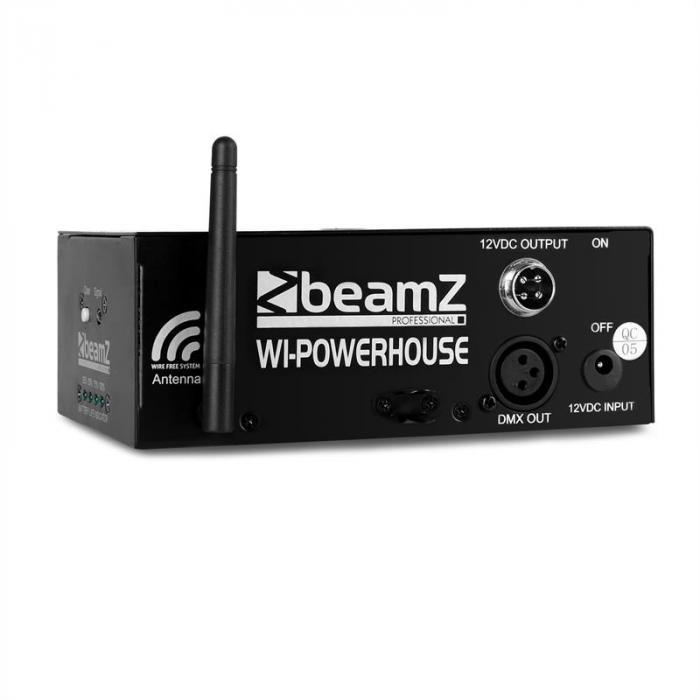 Wi-Powerhouse Akku 2,4GHz DMX 12V