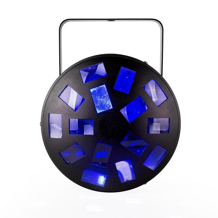 Mushroom Mini LED-Lichteffekt RGBAW