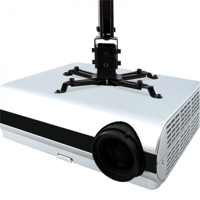 Anymount Universal-Projektor-Deckenhalterung 43-65 cm schwarz
