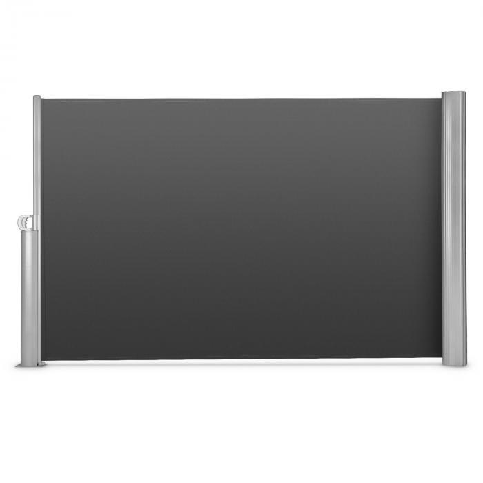 Bari 320 Seitenmarkise Seitenrollo 300x200cm Aluminium anthrazit